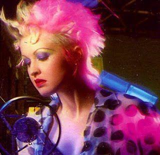Tutorial de maquiagem: anos 80
