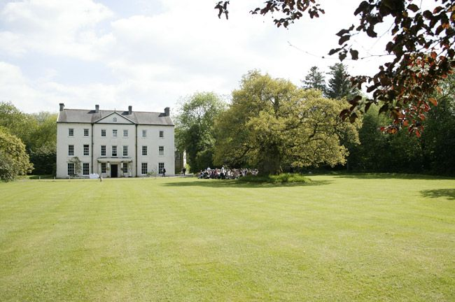 Glansevin Mansion