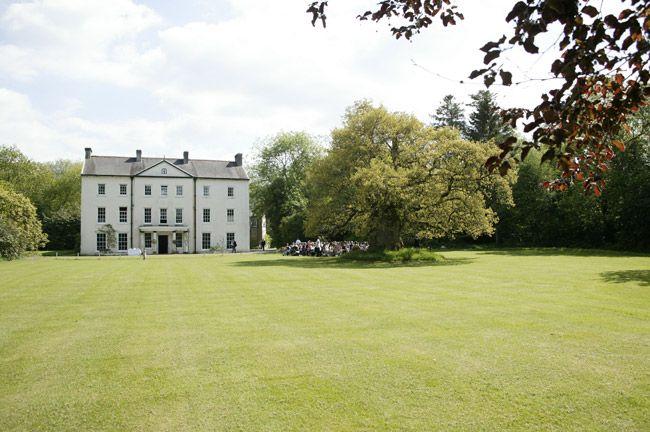 Glansevin Mansion