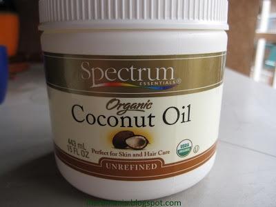Aceite coco organico Spectrum Essentials