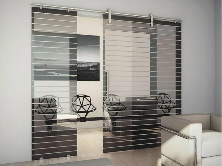 Die besten 25+ Innentüren mit glas Ideen auf Pinterest Interne - design turen glas holz moderne