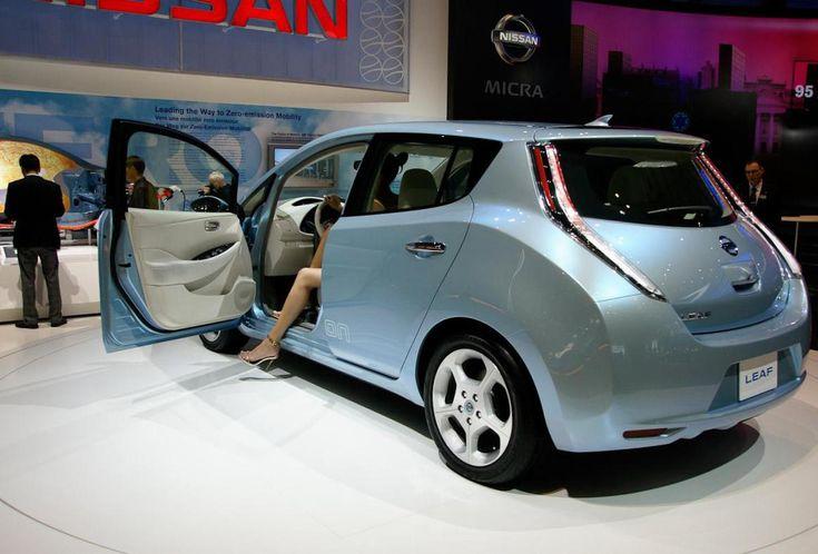Nissan Leaf lease - http://autotras.com