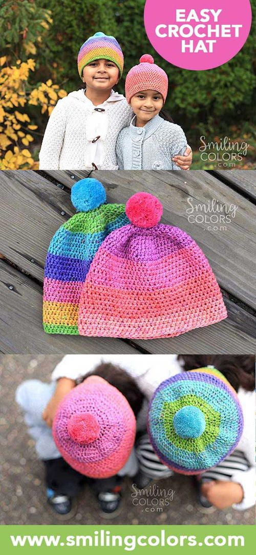 Caron cupcakes crochet hat  aa14bd1e79c