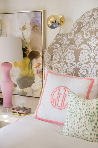 Girly + Sophisticated Glamour Apartment Tour
