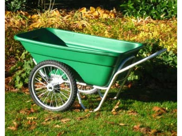 Muller's Smart Cart - Heavy Duty Lawn and Garden Carts