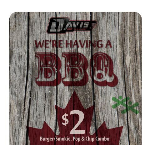 #Partyeh?  Join our Canada day bbq at the plainsmen arena in #airdrie from 11-3pm