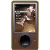 Zune 30 GB Digital Media Player (Brown) (Electronics)By Zune