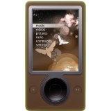 Zune 30 GB Digital Media Player (Brown) (Electronics)By Zune