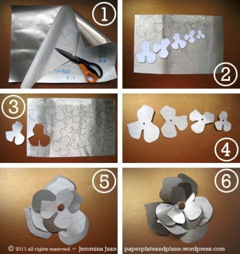 gioielli da foglio alluminio (lattine?)