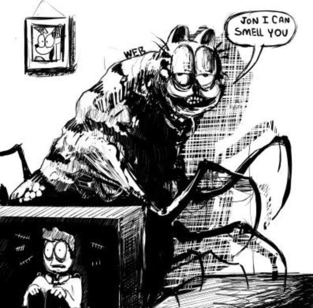 By Web Twitter Artist Horror Art Horror Game Horror