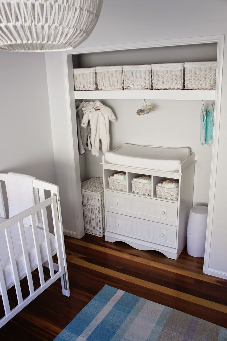 1000 ideas about baby room closet on pinterest unisex baby room elephant nursery boy and. Black Bedroom Furniture Sets. Home Design Ideas