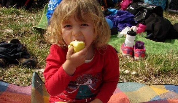 Jak przekonać dziecko do zdrowego jedzenia?