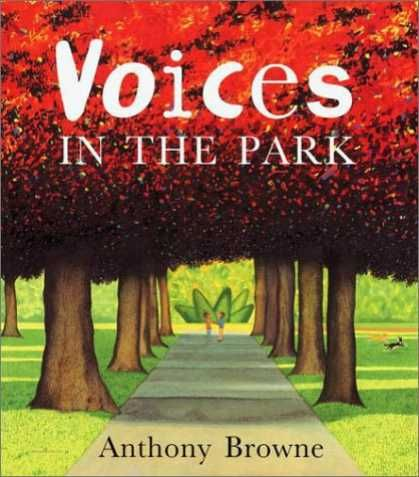 Four different voices tell their own versions of the same walk in the park.  Read the book online. http://research.kingston.ac.uk/booksalive/flash/book.html