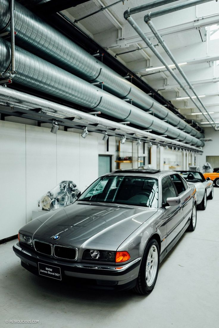 Inside BMW Classic's Unreal Historic Vault In Munich - Petrolicious