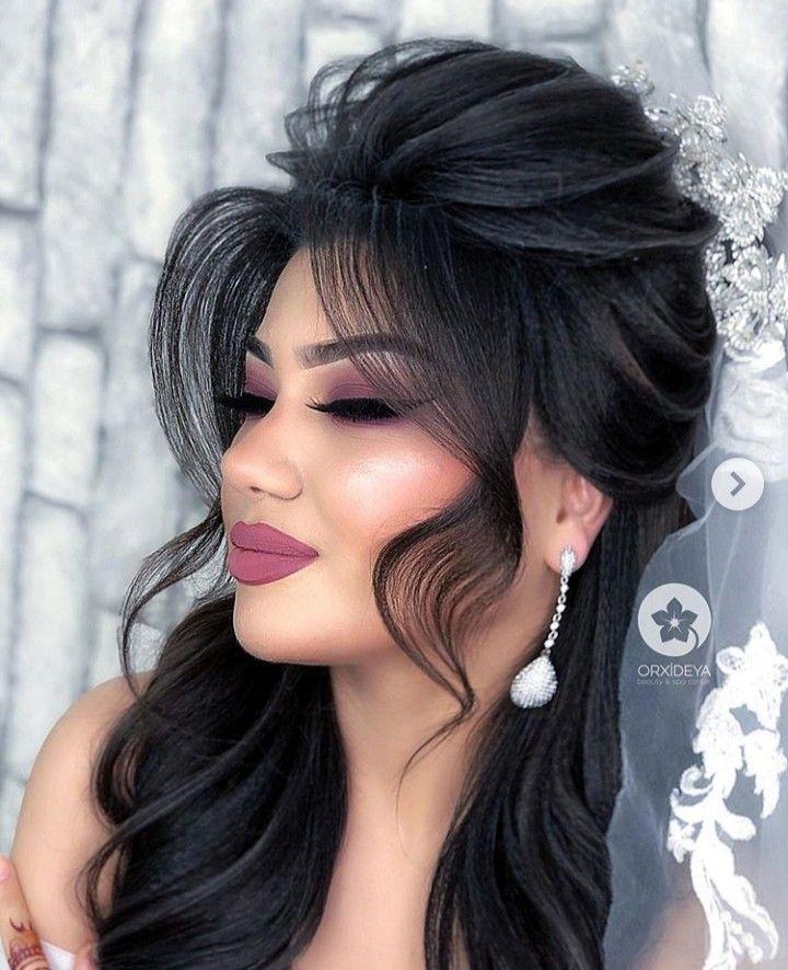 Pin By Kamelia Ilieva On Wedding Hairstyles For Long Hair Hair Braid Videos Hair Styles Wedding Hairstyles For Long Hair