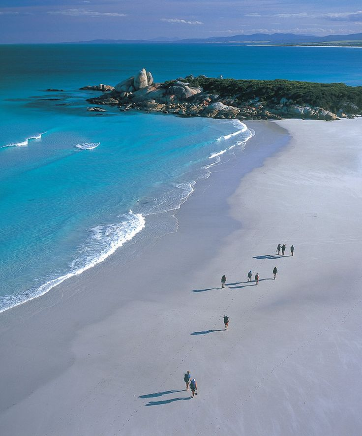 Bay of Fires Walk, Tasmania