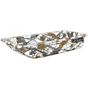 Find the shappell jet sled jr winter camo by shappell at for Fleet farm ice fishing