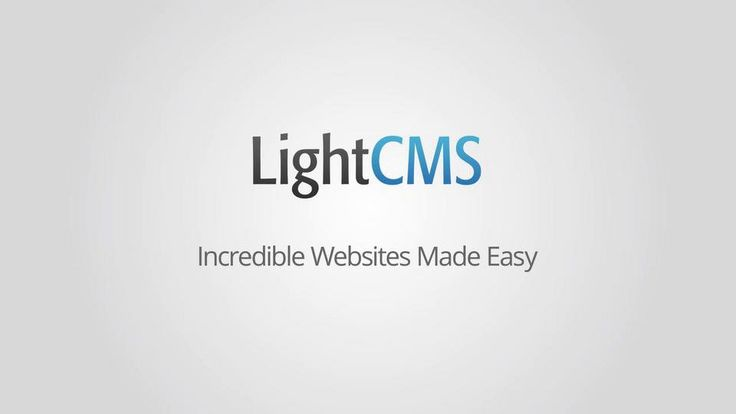 LightCMS  content management system targeted at web designers - P = fully integrated ecommerce solution 80 templates easy to edit - define and insert content directly onto pages. SEO-friendly complete with XML site maps and custom robots.txt files. Light CMS walks a fine line between simplicity and power C = needs editing