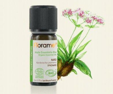 Huile essentielle Nard jatamansi bio Florame - Nardostachys jatamansi - les-huiles-essentielles-bio