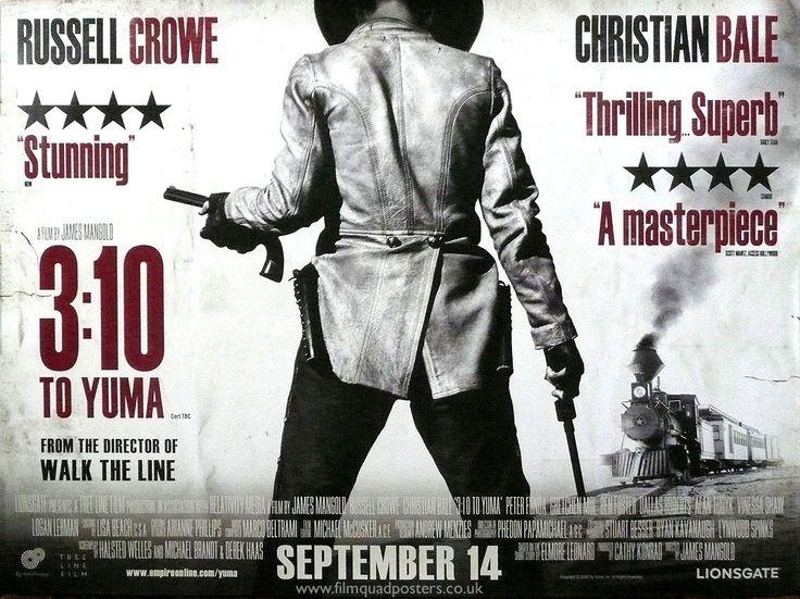 310 to yuma british 30 x 40 cinema quad poster for