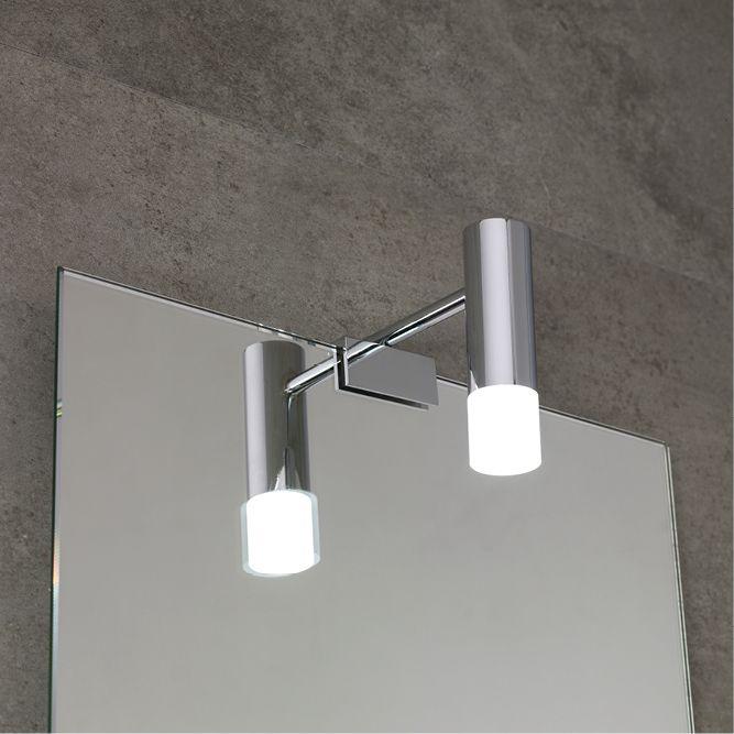 Apliques Crea Puntos Estrategicos De Luz En El Bano Para Intensificar El Confort Y La Comodidad En El Luces Para Banos Apliques De Luz Espejos Para Banos