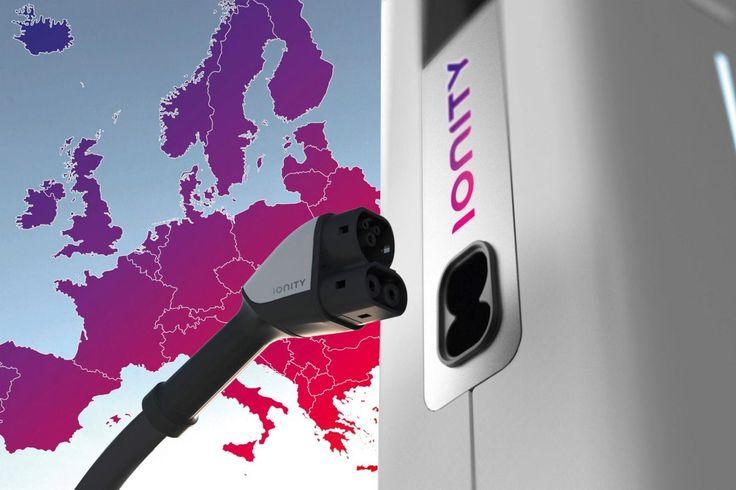 IONITY – Pan-European High-Power Charging Network
