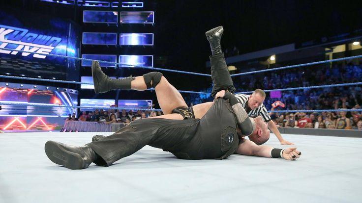 Randy Orton vs. Erick Rowan: Fotos