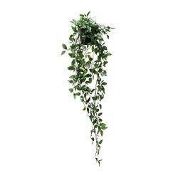 FEJKA, Topfpflanze, künstlich, drinnen/draußen, hängend