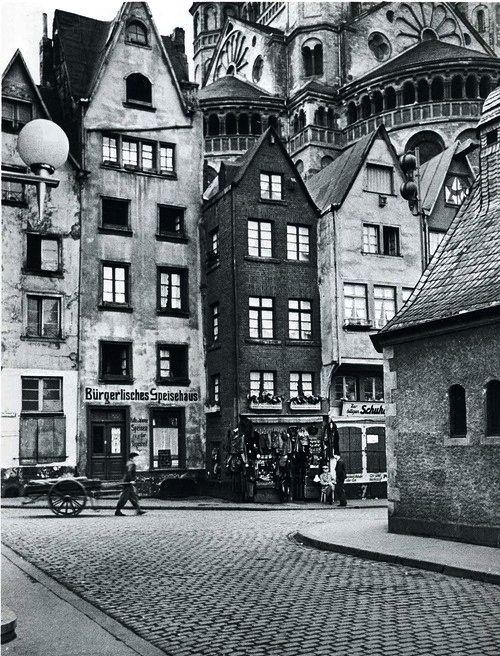 Kölner Altstadt 1934