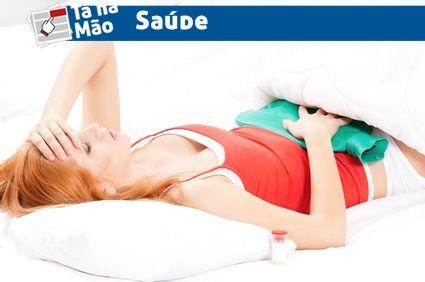 Cólica menstrual só nos deixa para baixo e estressadas, né? Por que ela existem? :(
