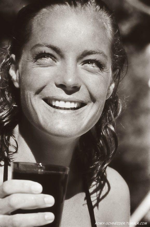 Bittersweet Vogue: Romy Schneider