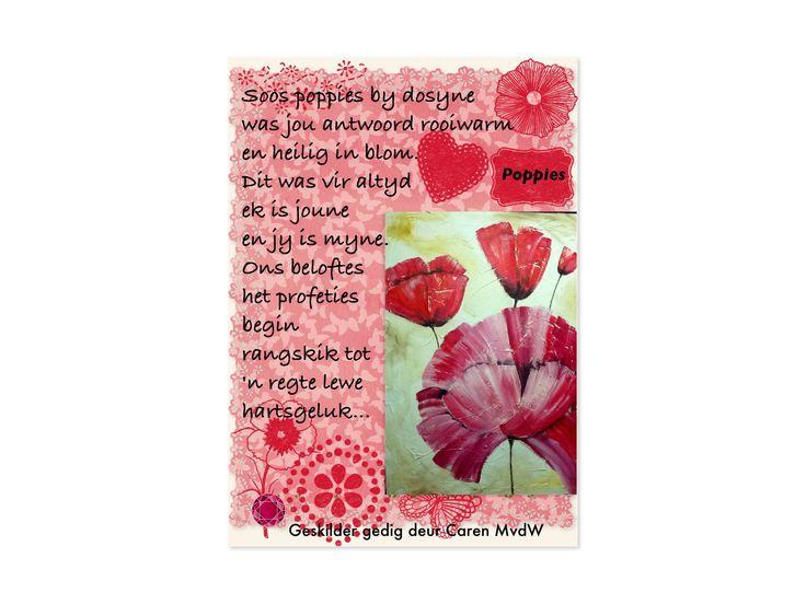 Poppies deur Caren MvdW