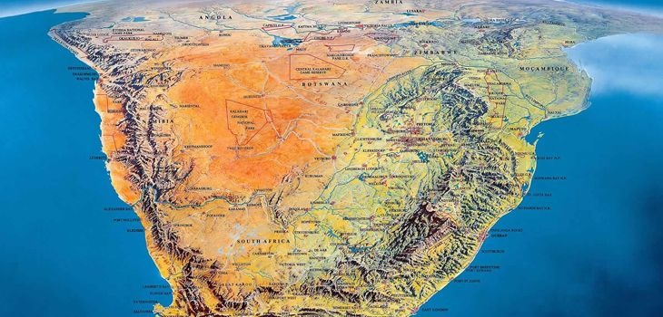 Earthquake measuring 5.3 hits South Africa