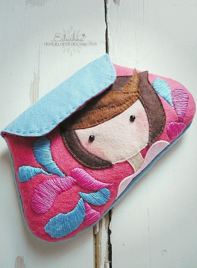 Edushka beauty case-Pink Babette