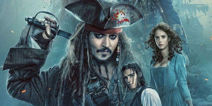 [Crítica] 'Piratas del Caribe: La Venganza de Salazar'. La quinta es la nueva cuarta