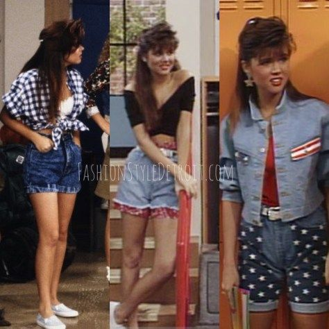 190 Best Style Icon Kelly Kapowski Saved By The Bell Images On Pinterest Saved By The Bell