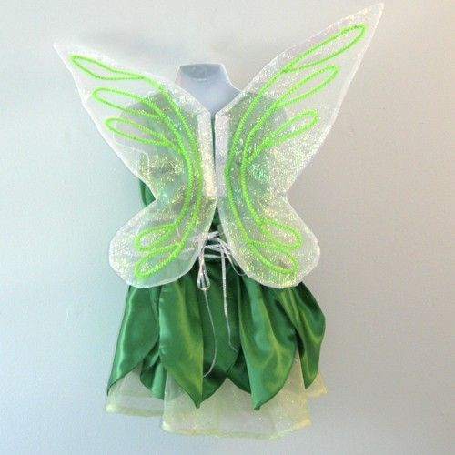 Tinkerbell Dress by Kiki's Things on Etsy size 3/4 by kikisthings, $45.00