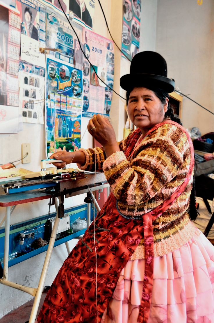 Meet Juana Fernandez. She is a wool artisan from El Alto, La Paz.  Her dream is to support her 5 children. She is responsible for knitting the colourful beanies at beyond Beanie. Every beanie sale = 5 meals for a child in need in Bolivia. Rock a bB, change a life! Available on kulturebox.co.za