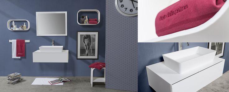 Portfolio Diamond white - Cipì - design ed accessori per la stanza da Bagno http://www.sirtweb.it/?p=2781