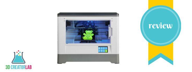 Flashforge Dreamer 3D Printer Review - http://3dcreatorlab.com/flashforge-dreamer-3d-printer-review/
