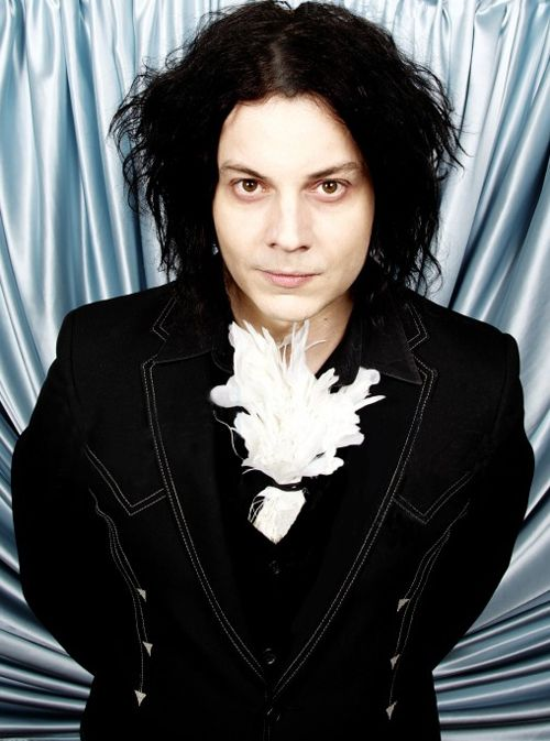 He's so odd and brilliant. I need to find my own Jack White.