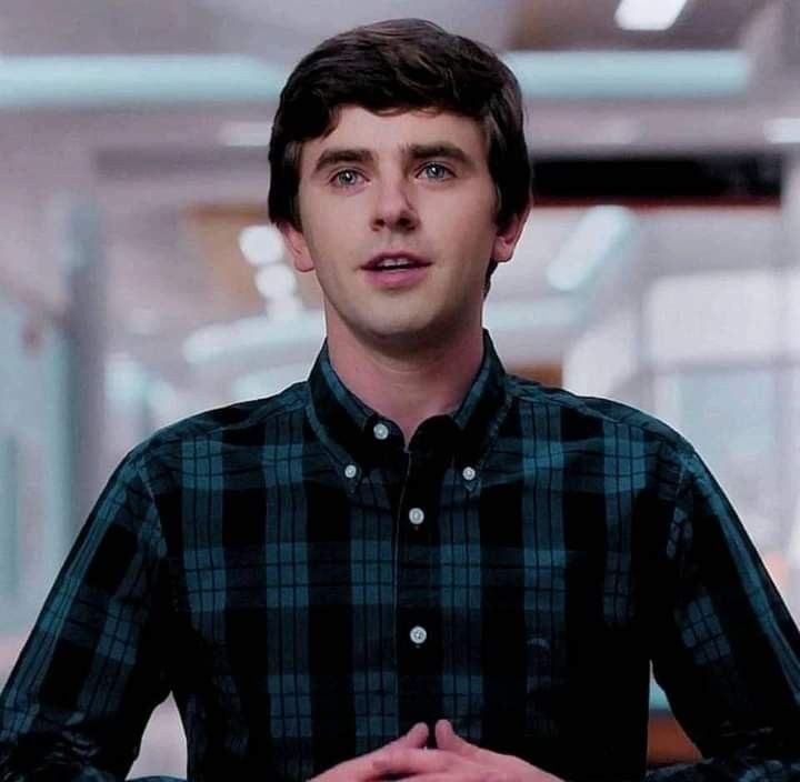 Pin By Nehemie Dorvil On The Good Doctor Freddie Highmore Good Doctor Highmore