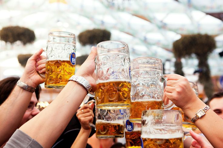 Researchers tested more than 3,000 people at Munich's Oktoberfest beer festival. They found getting drunk was associated with abnormal heart rhythms.