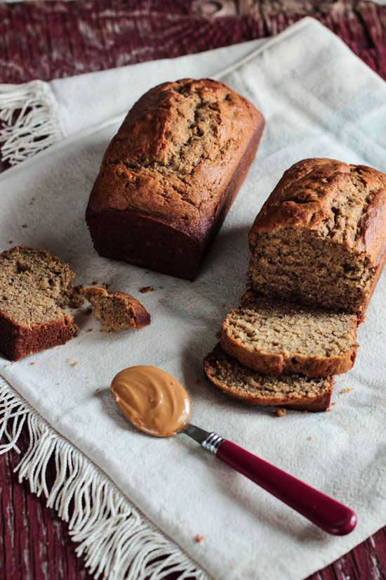 Peanut Butter Banana Bread - Make and Takes: tried, good, thought it ...