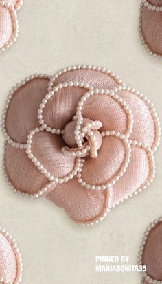 The Camellia Flower by Chanel
