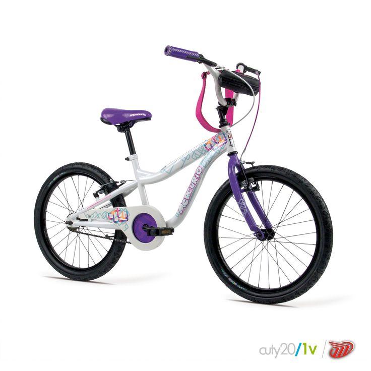 Bicicletas Mercurio Modelo cuty20 Bicicleta para niñas MTB/Recreación #bikes #bicicletas #bicicletasmercurio https://www.facebook.com/BicicletasMercurio