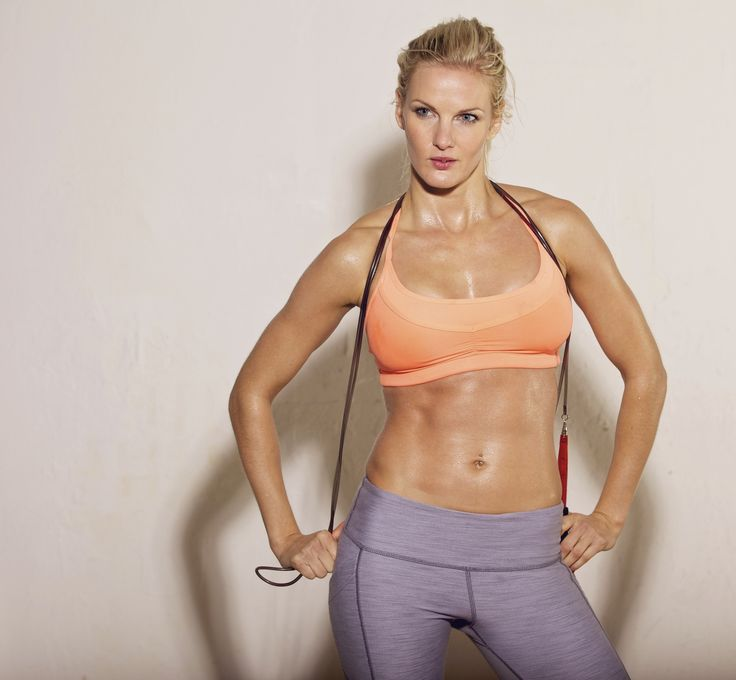 4 Calorie-Burning Ways to Use Your Jump Rope
