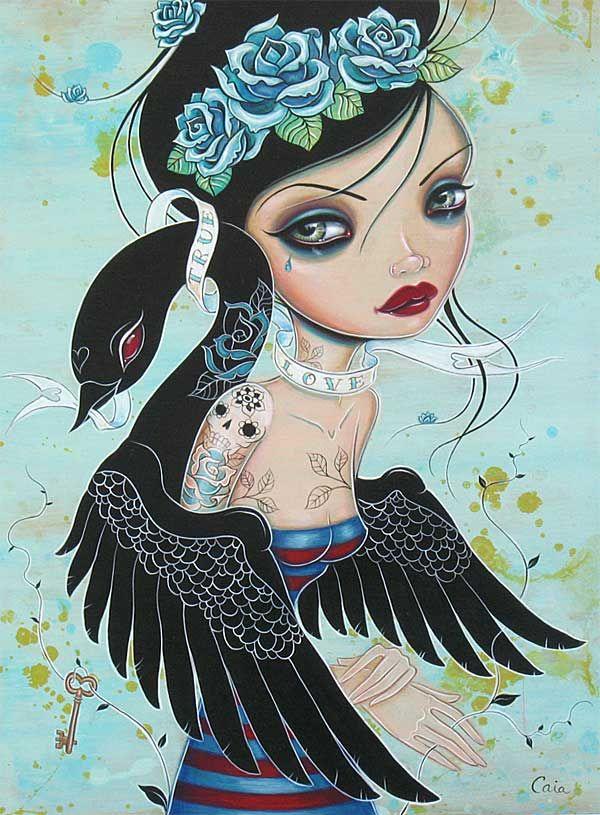Feather Embrace by Caia Koopman 261 best