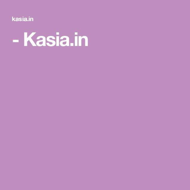 - Kasia.in