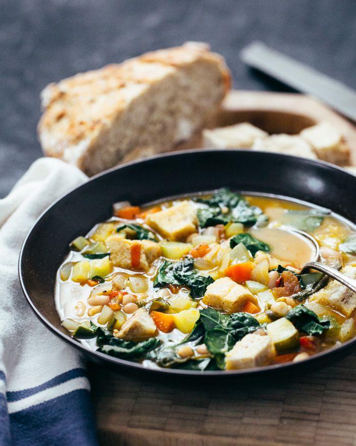Ribollita (Tuscan Vegetable Stew)